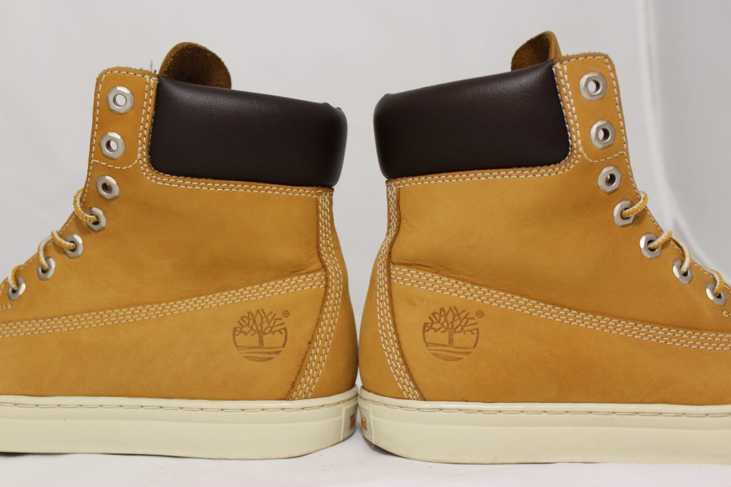 Чисто и Просто - Почистване на качествени обувки Timberland